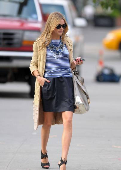 olivia palermo style. Style Icon- Olivia Palermo