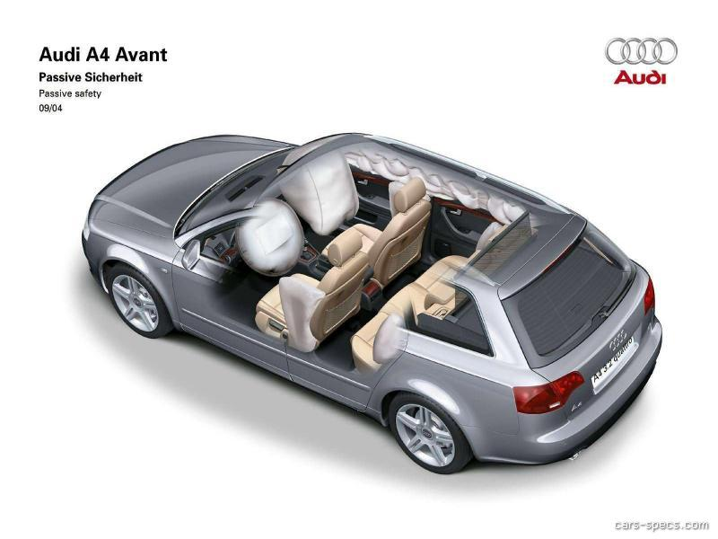 2007 audi a4 wagon specifications pictures prices. Black Bedroom Furniture Sets. Home Design Ideas
