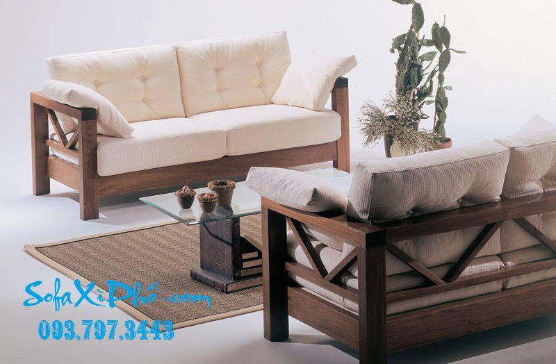 Làm nệm ghế sofa gỗ, sửa các loại ghế sofa tại quận 7