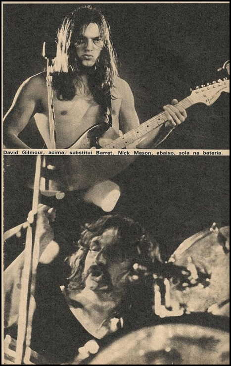 Pink Floyd, Uma fantástica viagem pelas galáxias - Pop 1974-10 - 02