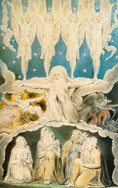 Morning Star By William Blake, William Blake