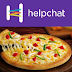 HelpChat - Get 100 Rs Dominos Voucher at 50 Rs + 50 Rs Cashback (New Users)