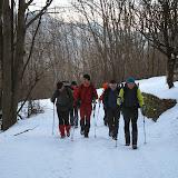 Ciaspole 09 Febbraio 2014 Rifugio Geat Val Gravio e Piansignore
