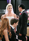 Sonny and Kate's wedding was a series of bombshells!