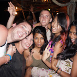 Party down at Long Beach, Perhentian Islands, Malaysia