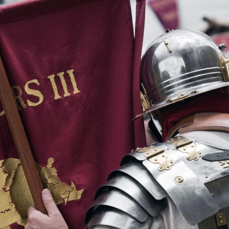 A misteriosa lenda da Legião Perdida de Roma