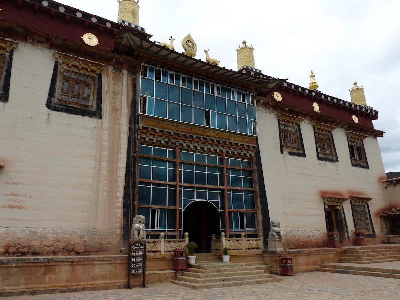 Chine.Yunnan. Ganten Sumtsenling Monastery, Shangri la - P1260032.JPG