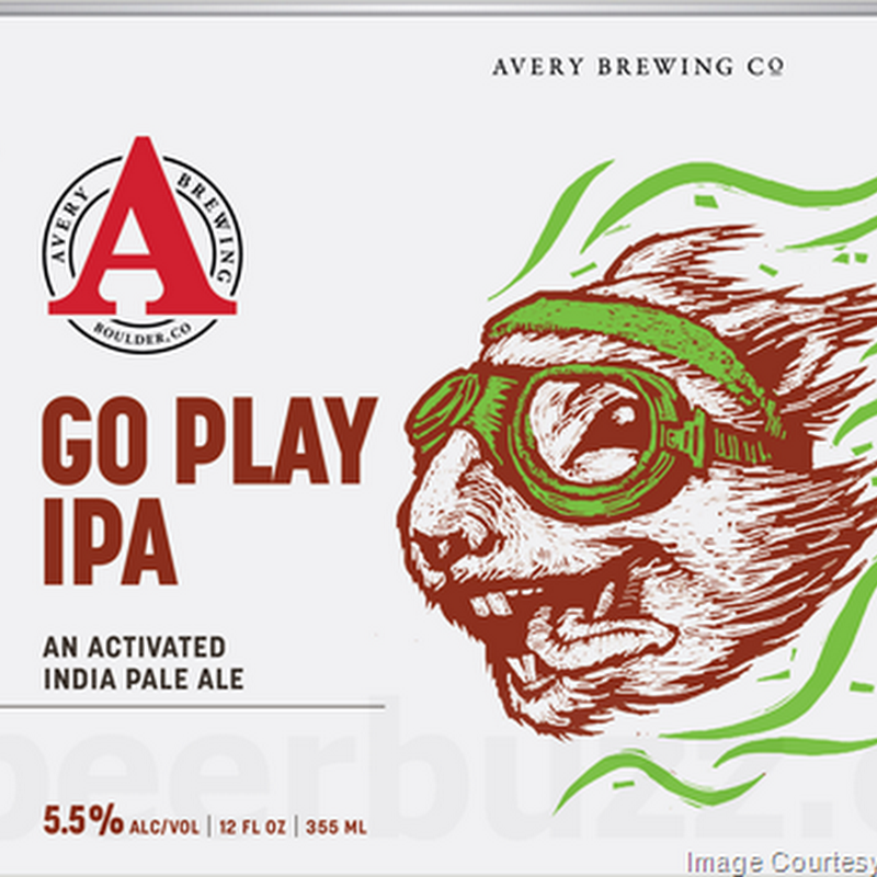 Avery Brewing Go Play IPA Cans In May