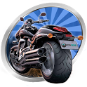 Street Bike Drive icon