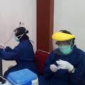 Puskesmas Bojonggede Bersama Pemdes Rawa Panjang Selenggarakan Vaksinasi Masal