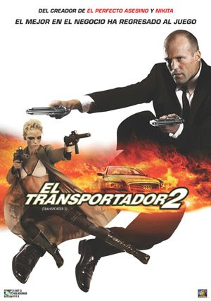 El Transportador 2 HQ LATINO
