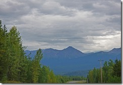 Souteast of Hazelton, BC, Yellowhead Highway