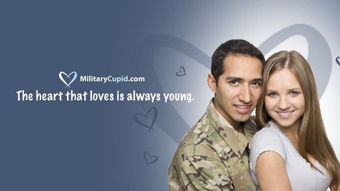 Military cupid sign in