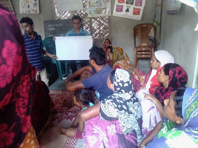 Dream building and Self Assessment in Nadia village, Kamrup
