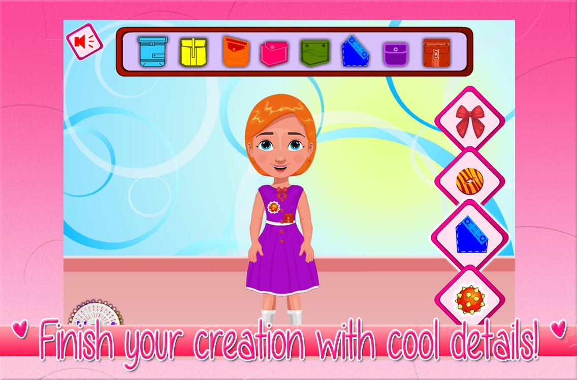 Design Clothes Games For Kids Kids Clothing Tailor Design