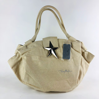 Thierry Mugler NEW Canvas Bag