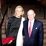 Mary Joe Meisner (The Boston Foundation); Robert Beal (The Beal Companies)