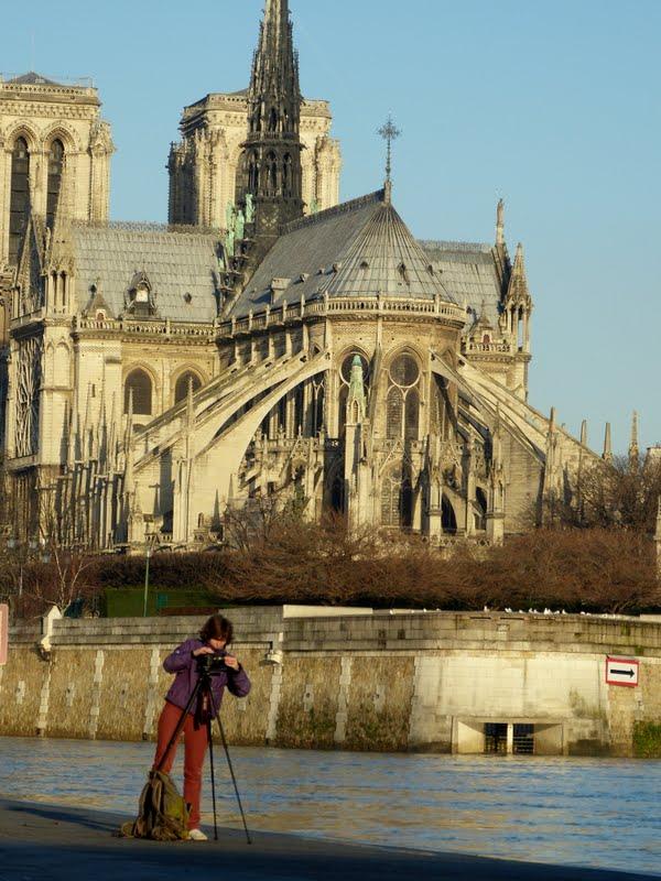 LES PHOTOS: lever de soleil sur la Seine P1080814