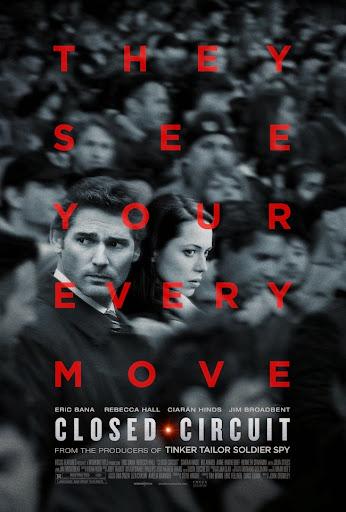 Επικίνδυνο Κύκλωμα Closed Circuit Poster