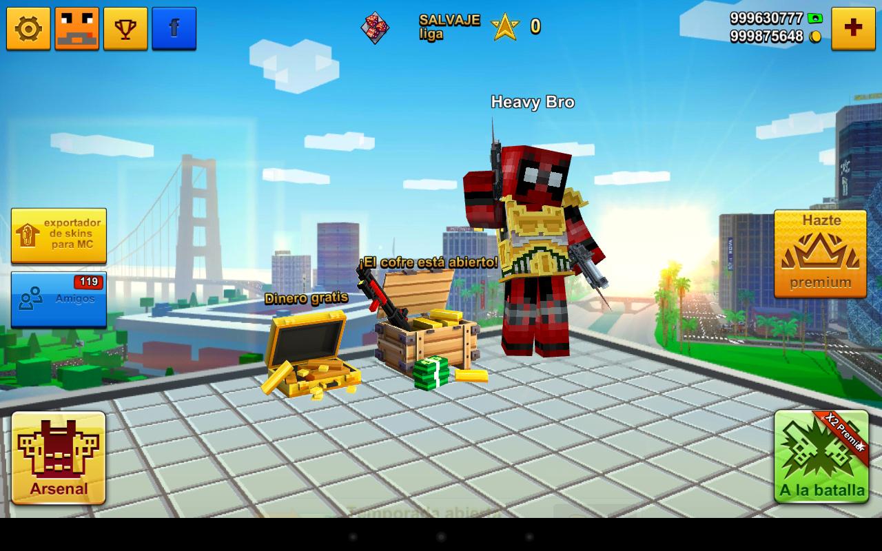Los Mejores Juegos Para Android Y Retros Block City Apk Obb Mod