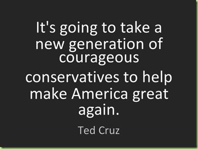 cruz conservatism