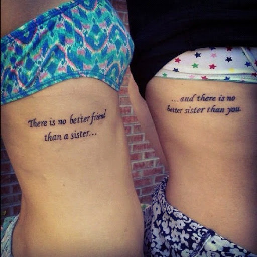 52 Mind Blowing Girl Tattoo Quotes (2018) - Tattoo