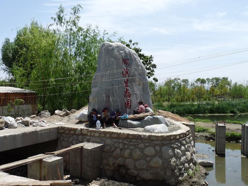 Chine. Yunnan Dali .En vélo vers le lac ERHAI - P1170678.JPG