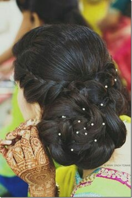 Indian Wedding Hairstyles (84)