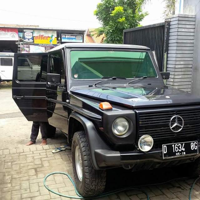 Jeep mercy bekas murah