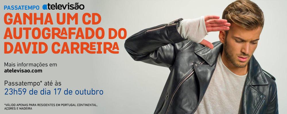 Slideshow Cd%252520David%252520Carreira Passatempo: Ganha Um Cd Autografado Do David Carreira