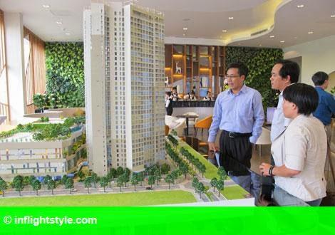 Hình 2: Nguy cơ bội thực sàn bán lẻ tại các dự án bất động sản