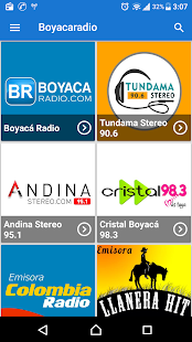 Boyacá Radio Plus- screenshot thumbnail