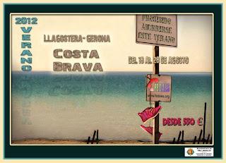 FEDAES-Costa Brava 2012