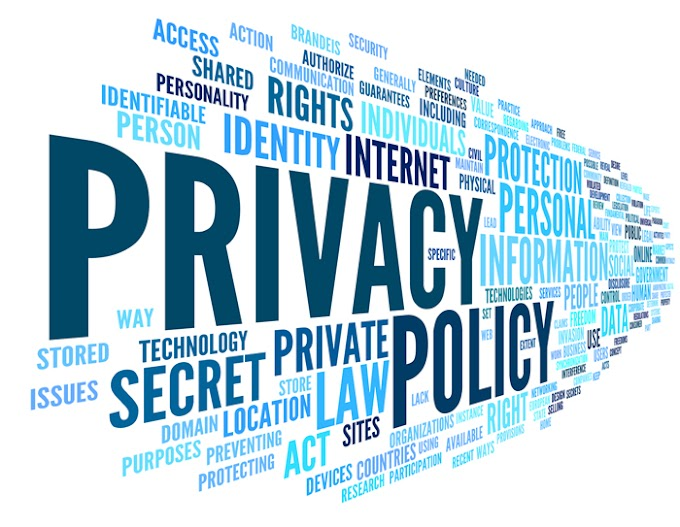 Privacy Policies, Terms, Conditions: Pieces of the Legal Food.