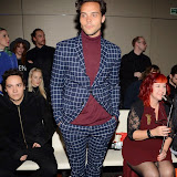 WWW.ENTSIMAGES.COM -    Andy Jordan   at       LCM a/w 2015: Ada x Nik - presentation at ME London The Strand January 10th 2015.Thakkar and Zanditon host presentation to showcase their autumn/winter 2015 collection.                                               Photo Mobis Photos/OIC 0203 174 1069