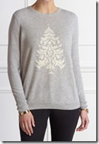 Pure Collection Cashmere Motif Sweater