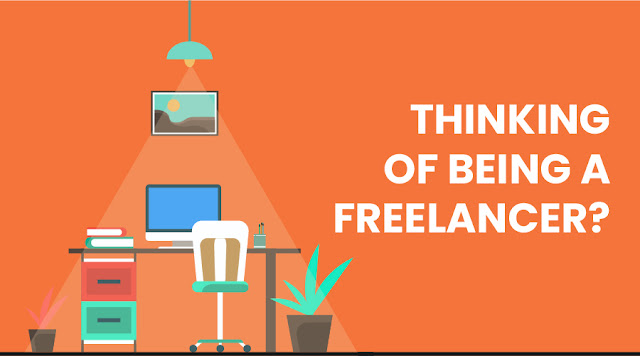 Thinking of being a freelance?