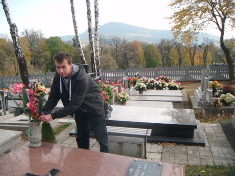Przed Świętem Zmarłych - DSCF6077.JPG
