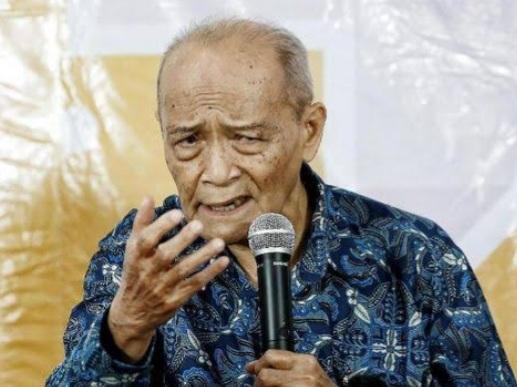 Suara Lantang Buya Syafii soal Pemecatan 57 Pegawai KPK: Dimensi Politik Lebih Terasa