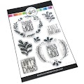 Whimsical Wreaths Stamps - SN