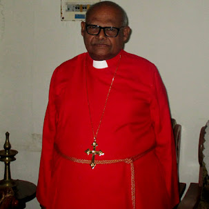 OCP Delegation Visits Metropolitan-Primate Stephen Vattapara of the Anglican Church of India