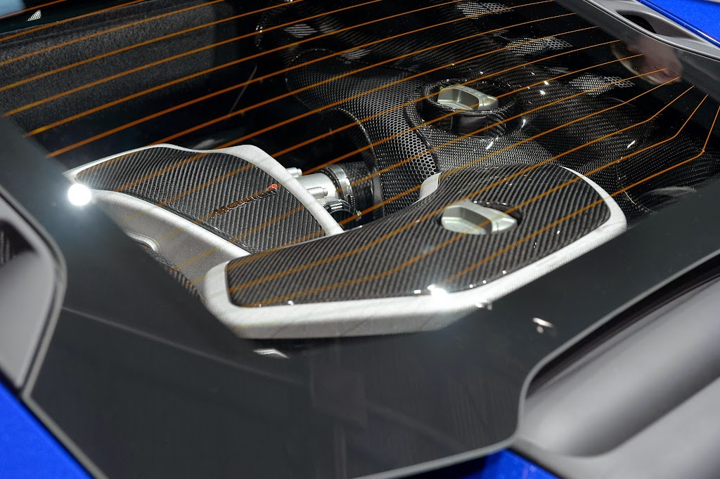 McLaren 650S Spider Geneva Motor Show 13