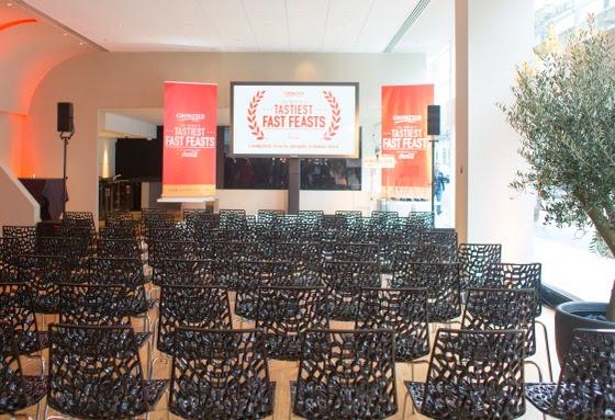 Global Chowzter Awards 2014