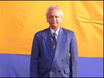 Tournament Directors - Avinash Chitale
