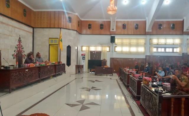 Mediasi Sengketa Lahan, Dewan Kapuas Gelar RDP dengan Perusahaan