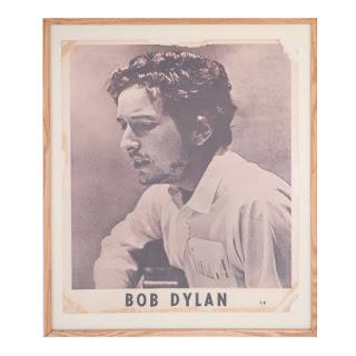 Vintage Bob Dylan Poster