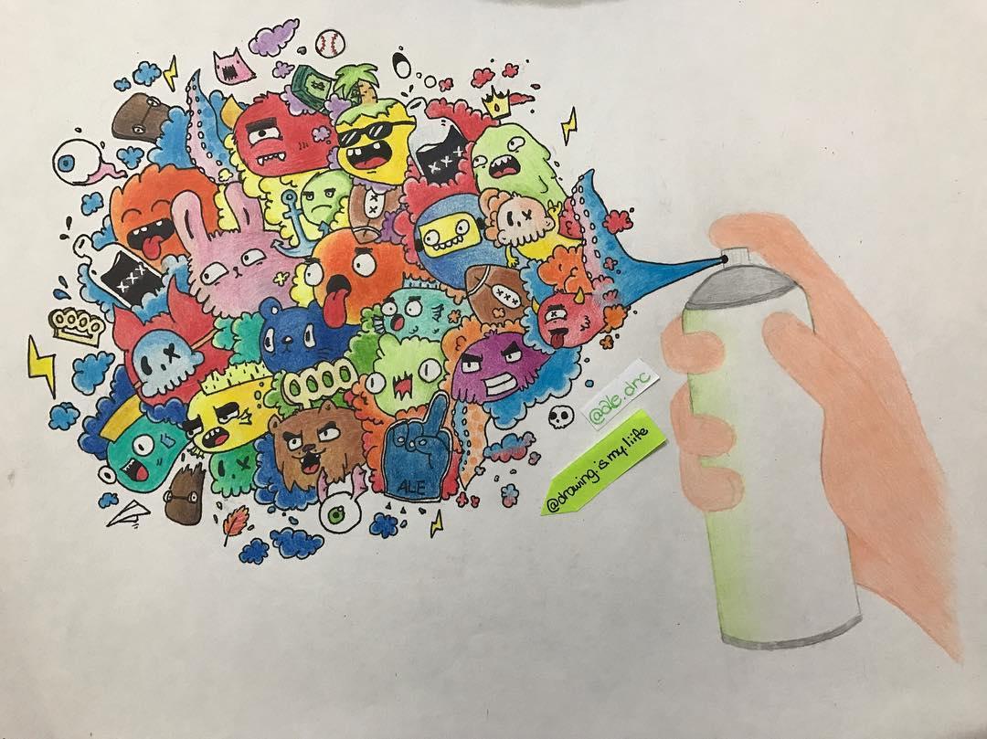dibujos-lapiz-graffitis477