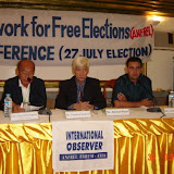 1998: Cambodian Election Mission
