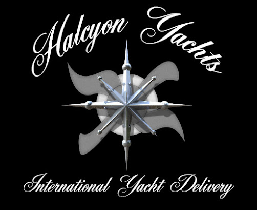 Halcyon Yachts - Professional Yacht Delivery logo