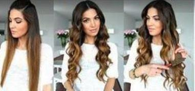 How To Make Beautiful Curls And Curls At Home? 2